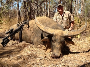 Australian Outfitters Water Buffalo Hunt Safari